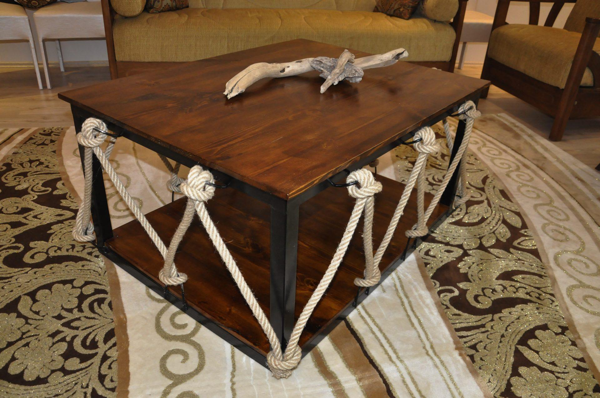 Coffie Table ( Özel Tasarım Masa )