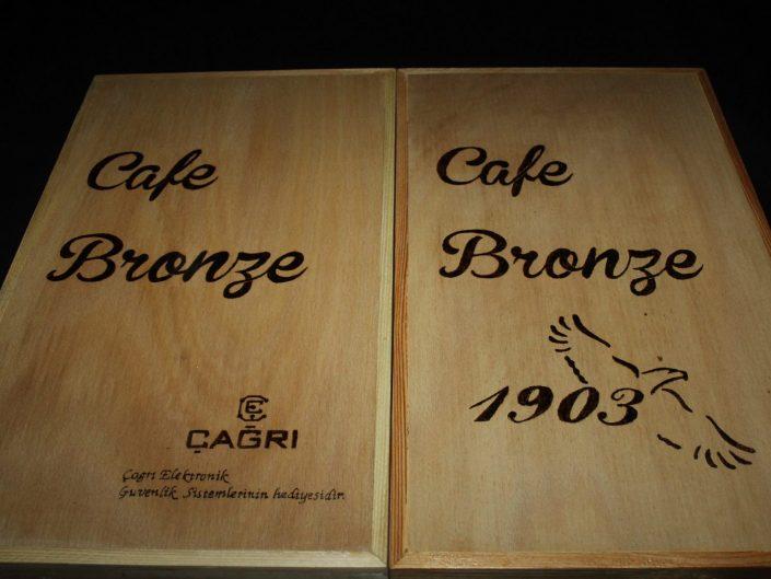 Cafe Bronze (Çağrı Elektronik)
